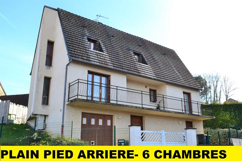 Maison de 219  m2 - Brive-la-Gaillarde (19100)