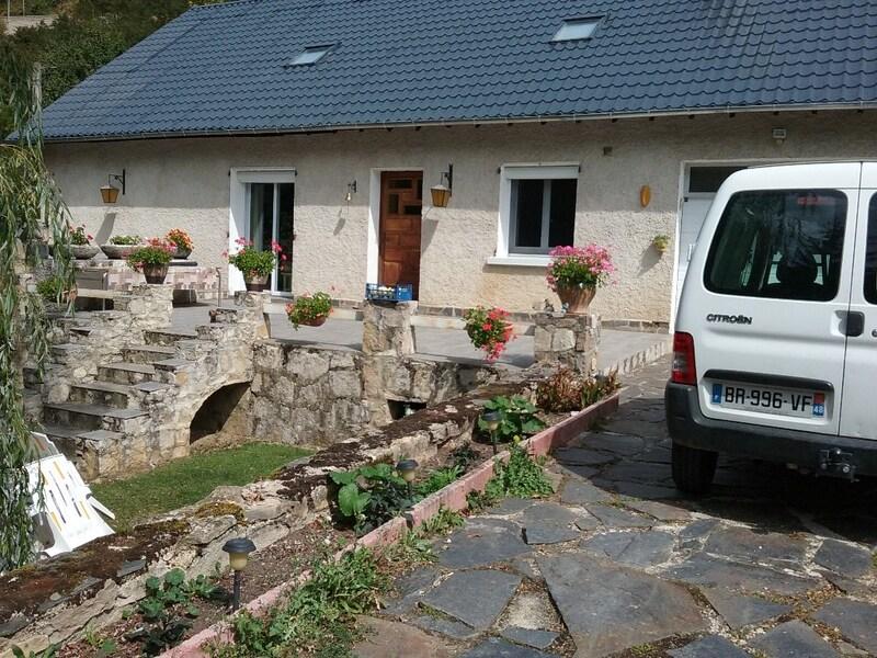 Maison contemporaine de 160  m2 - Badaroux (48000)