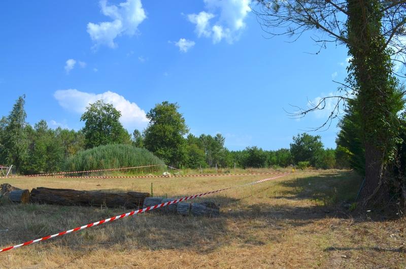 Terrain constructible de   m2 - Saint-Pierre-du-Mont (40280)