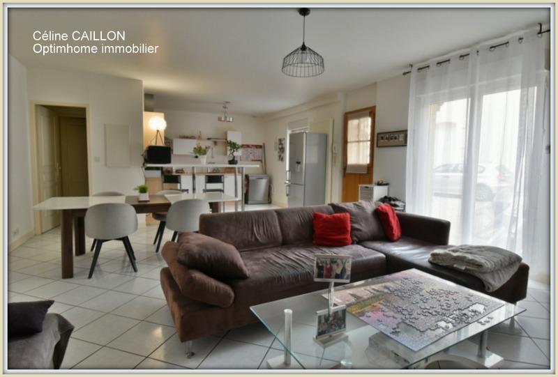 Maison de 77  m2 - Bourg-en-Bresse (01000)