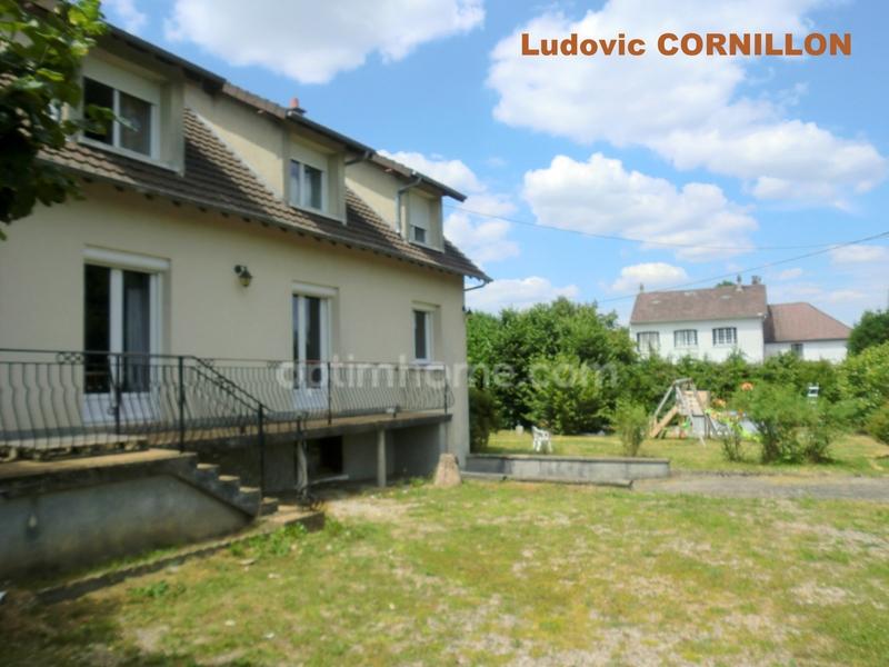 Maison individuelle de 210  m2 - Château-Chervix (87380)