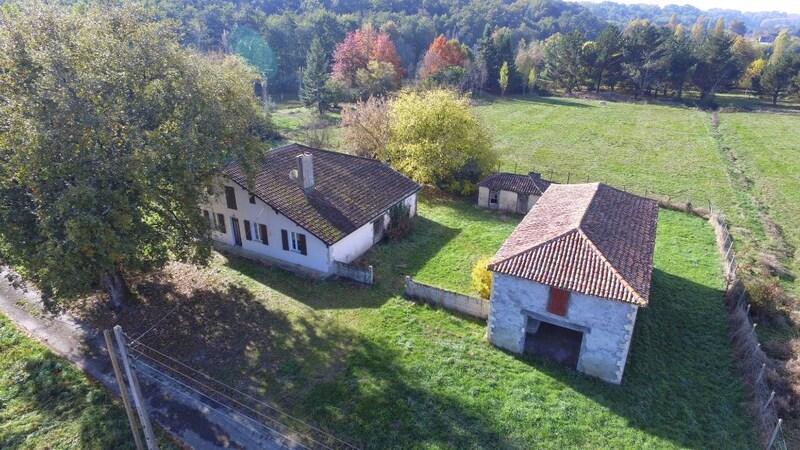 Maison à rénover de 122  m2 - Saint-Sever (40500)