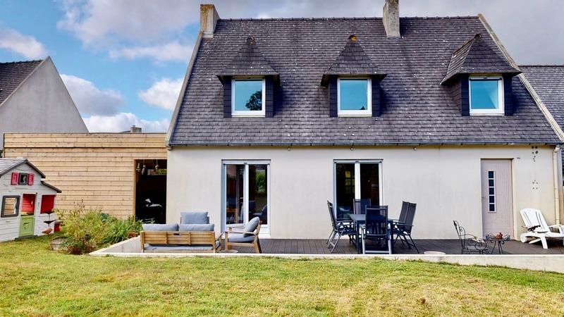Maison de 107  m2 - Brest (29200)
