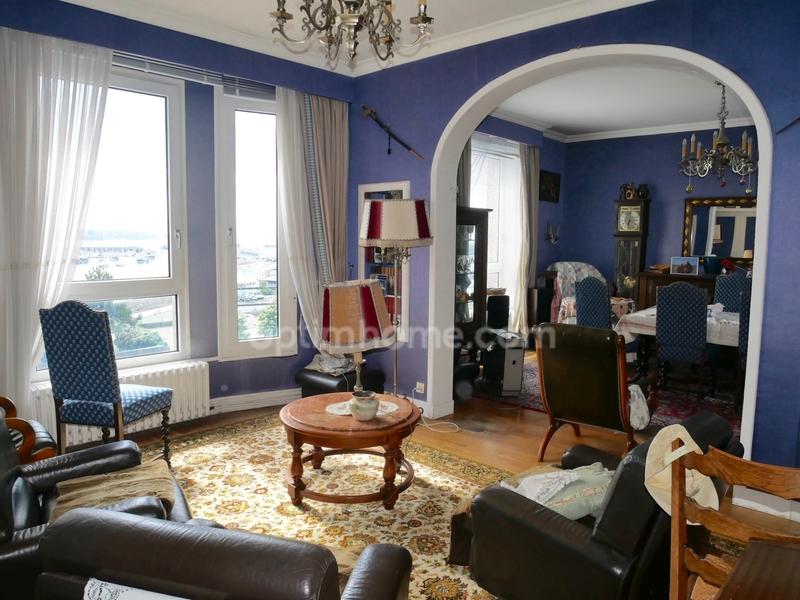 Appartement de 125  m2 - Saint-Malo (35400)