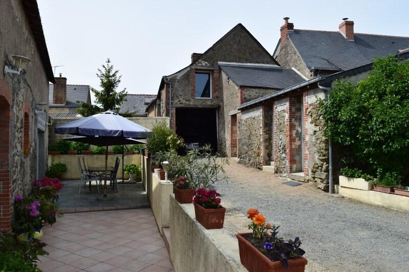 Maison de village de 210  m2 - Beaulieu-sur-Layon (49750)