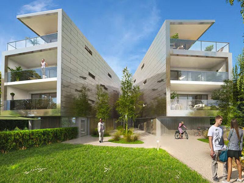 Appartement de 98  m2 - Bordeaux (33200)