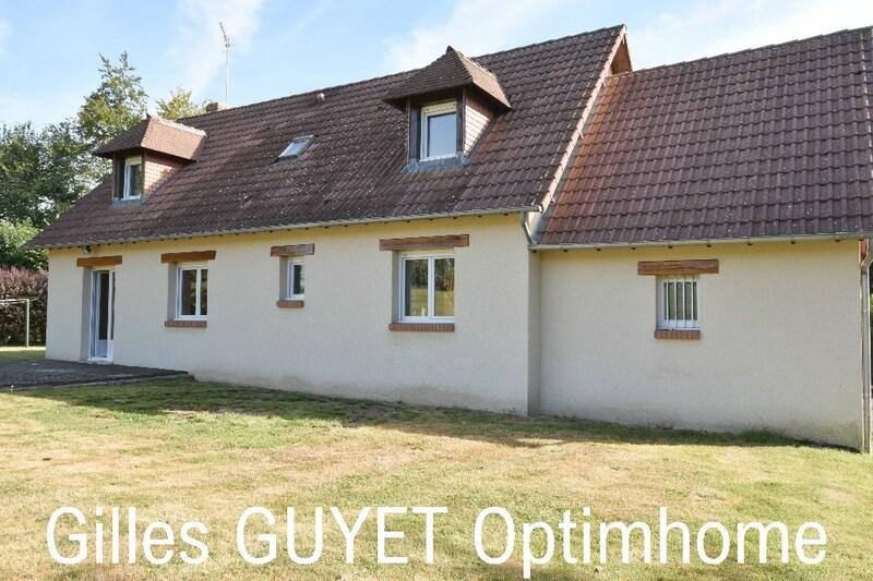 Maison de 120  m2 - Bernay (27300)
