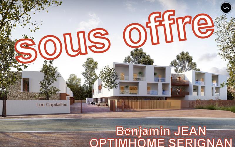 Appartement de 58  m2 - Sérignan (34410)