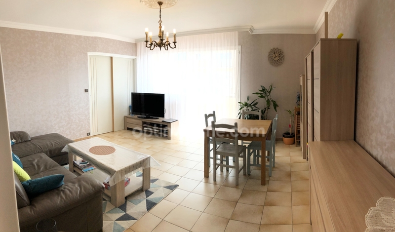 Appartement ancien de 77  m2 - Meaux (77100)