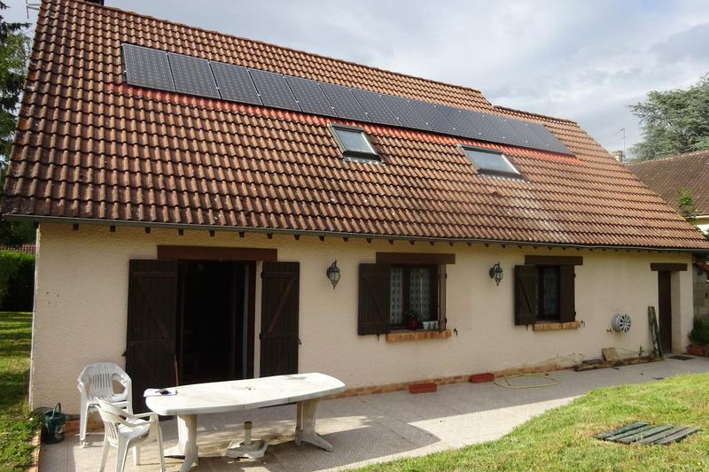 Maison individuelle de 115  m2 - Sens (89100)