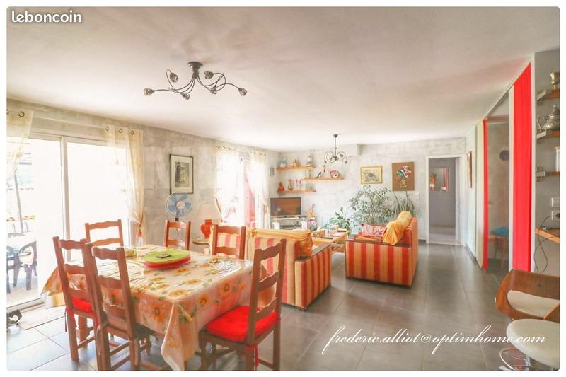 Maison de 118  m2 - Cabasse (83340)