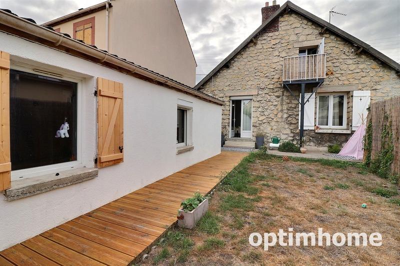 Maison rénovée de 129  m2 - Nogent-sur-Oise (60180)