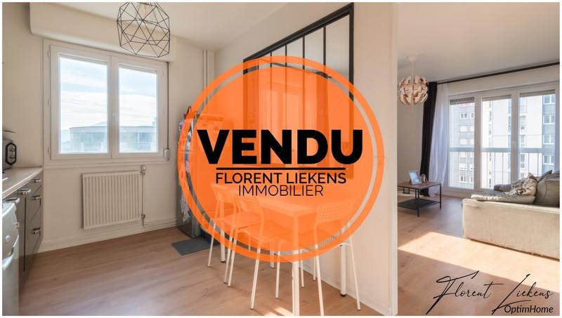 Appartement de 84  m2 - Clermont-Ferrand (63000)