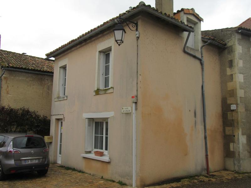 Maison de village de 65  m2 - Bonneuil-Matours (86210)