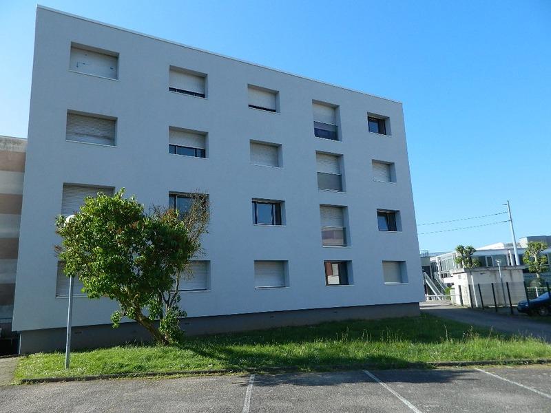 Appartement en résidence de 24  m2 - Laxou (54520)