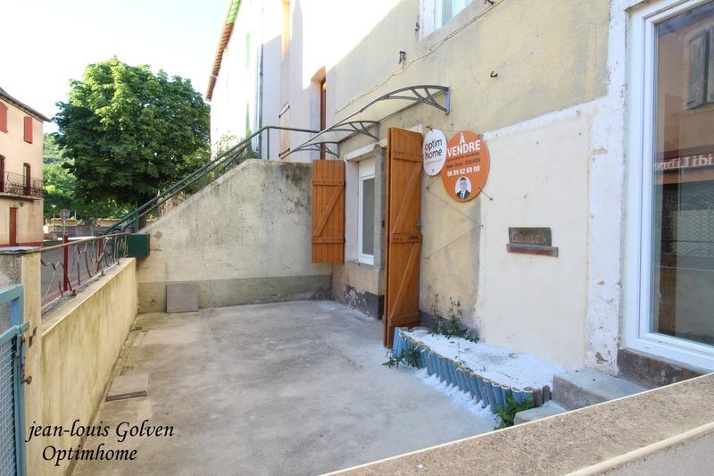 Maison de village de 115  m2 - Saint-Affrique (12400)