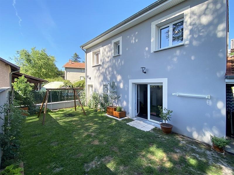 Maison contemporaine de 120  m2 - Feyzin (69320)