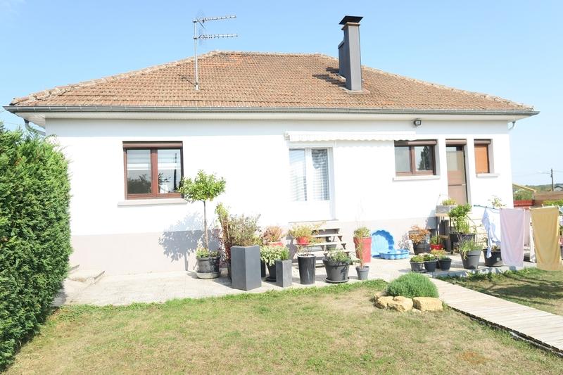 Maison individuelle de 122  m2 - Cosnes-et-Romain (54400)
