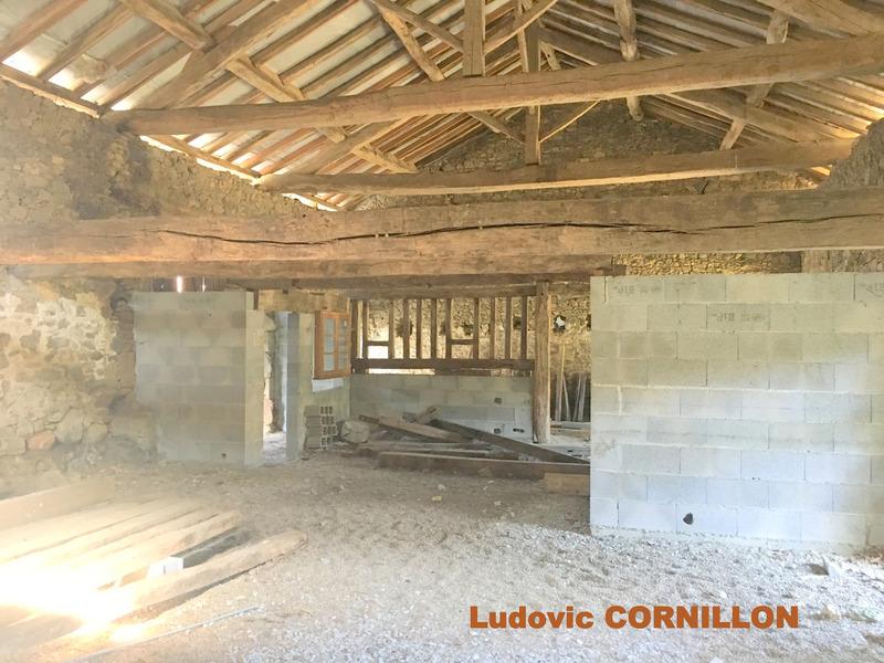 Grange de 240  m2 - Saint-Hilaire-Bonneval (87260)