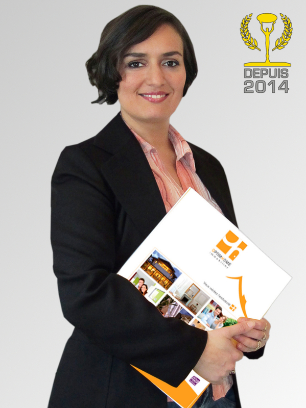 Conseiller immobilier Optimhome Marie-Isabelle DARD