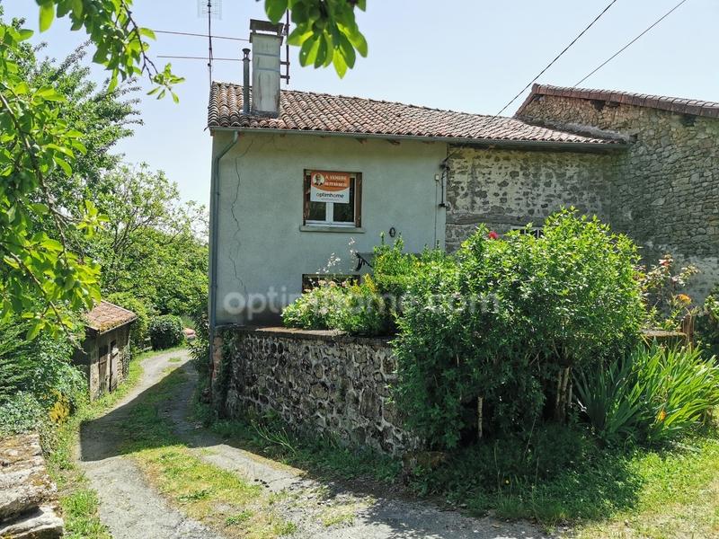 Maison à rénover de 56  m2 - Cieux (87520)