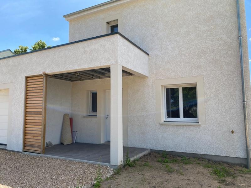 Maison contemporaine de 120  m2 - Saint-Pryvé-Saint-Mesmin (45750)