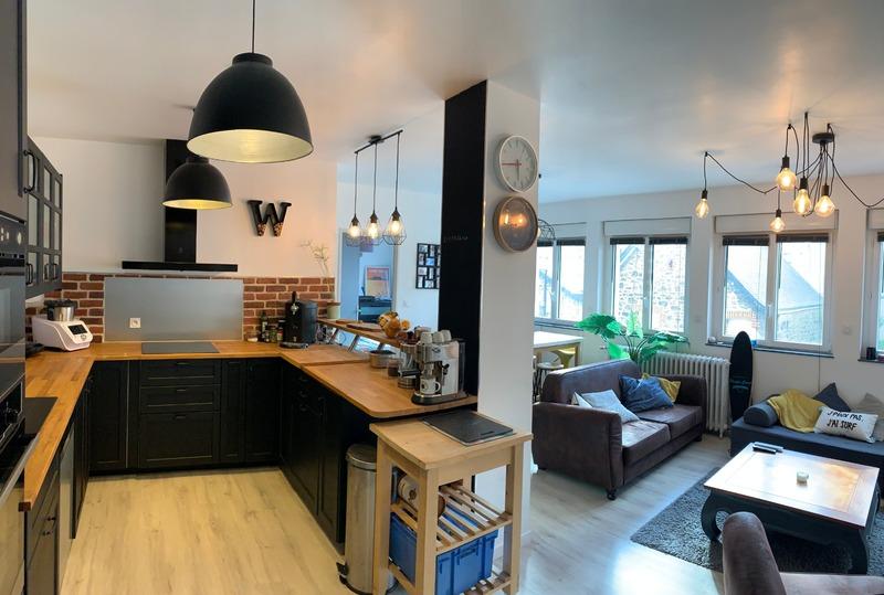 Appartement de 69  m2 - Saint-Malo (35400)