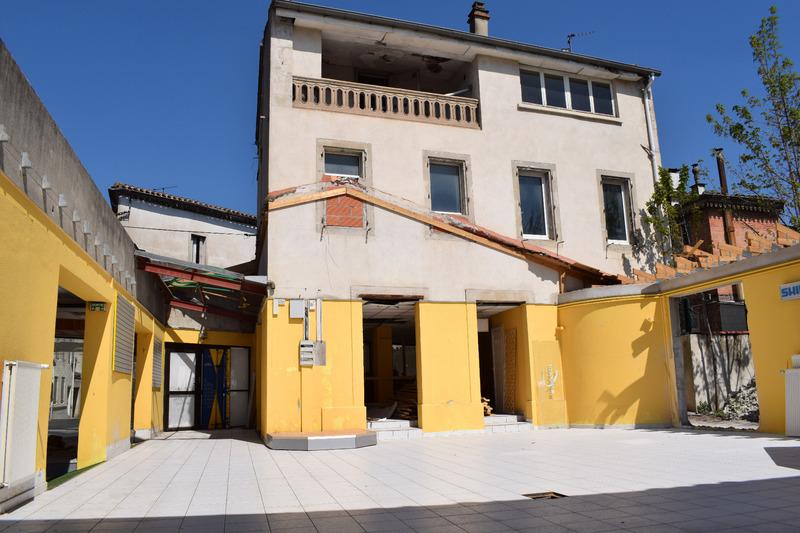Immeuble à découper de   m2 - Castres (81100)