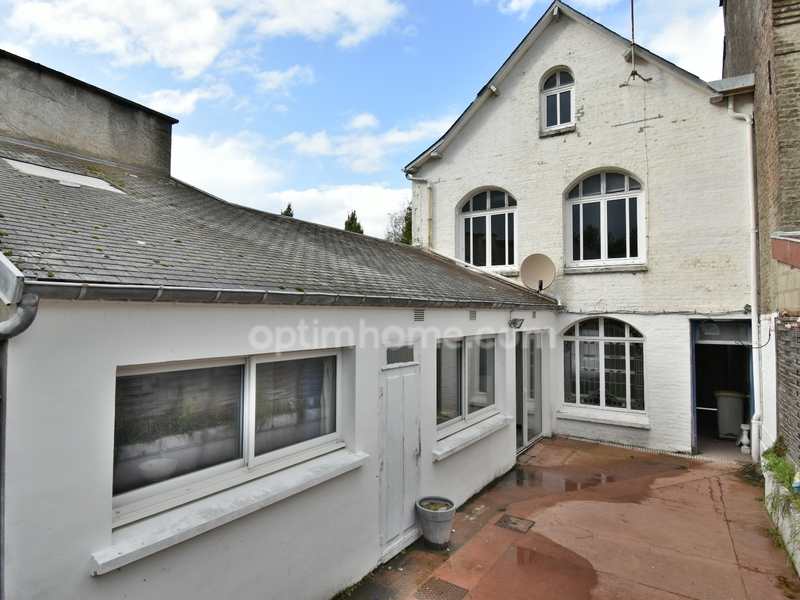 Maison de 136  m2 - Friville-Escarbotin (80130)