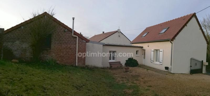 Maison de village de 70  m2 - Saint-Just-en-Chaussée (60130)