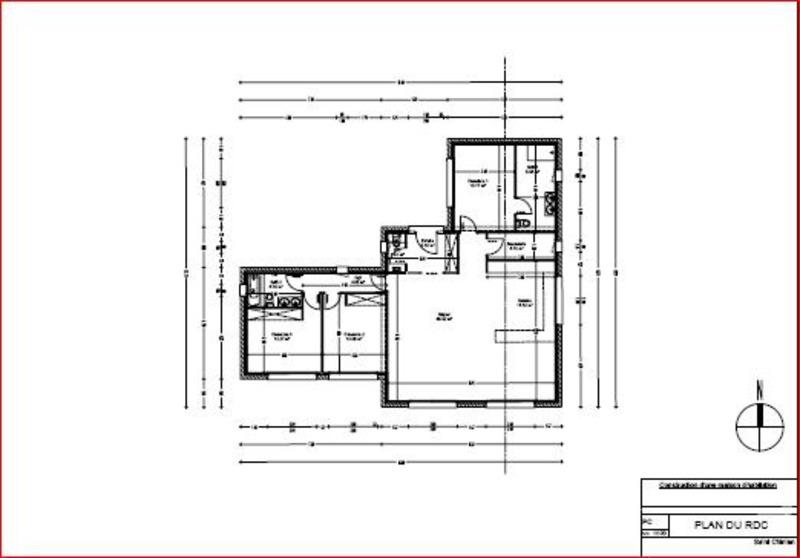 Maison contemporaine de 125  m2 - Saint-Chinian (34360)