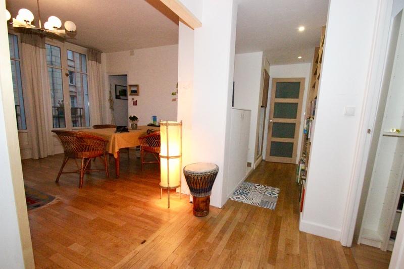 Appartement rénové de 76  m2 - Metz (57000)