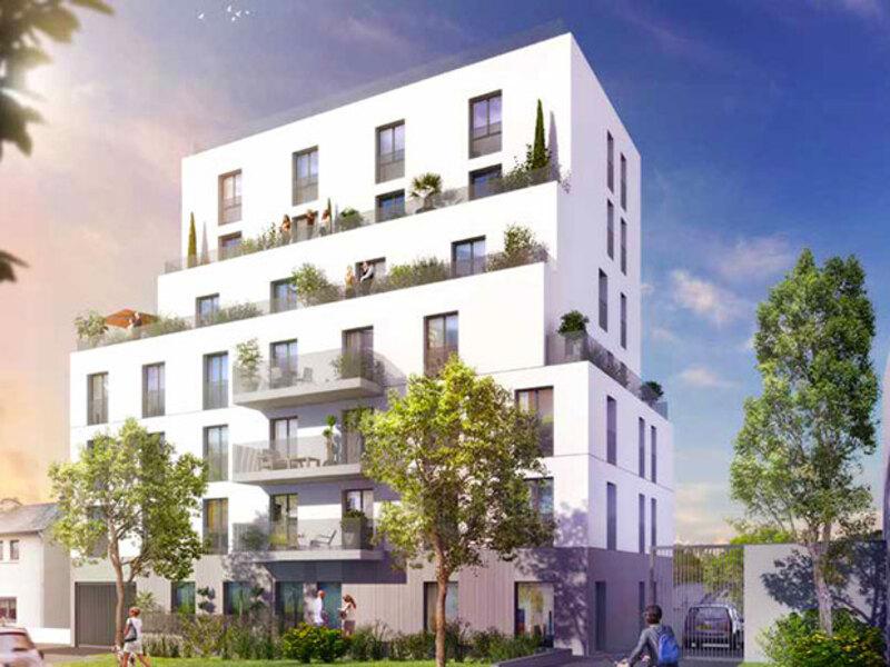 Appartement de 40  m2 - Rennes (35000)