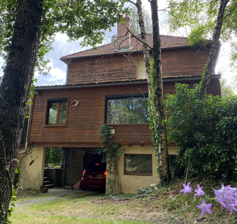 Maison de village de 165  m2 - Colondannes (23800)