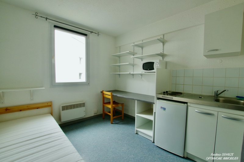 Studio de 14  m2 - Lille (59000)