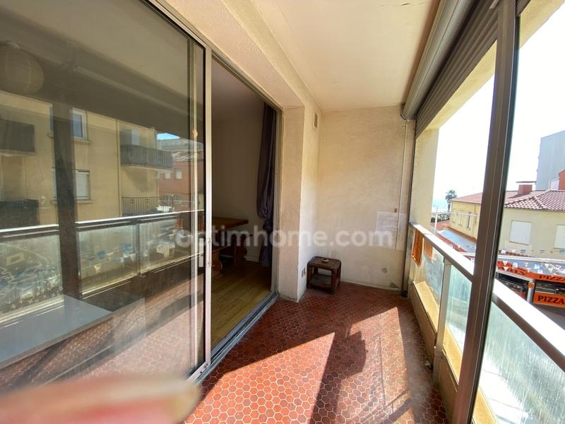 Appartement en résidence de 35  m2 - Canet-en-Roussillon (66140)