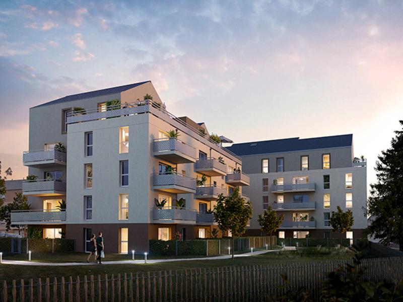 Appartement de 60  m2 - Le Mans (72100)