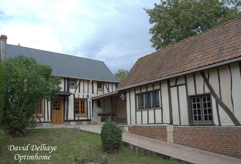 Maison de village de 70  m2 - Troussencourt (60120)