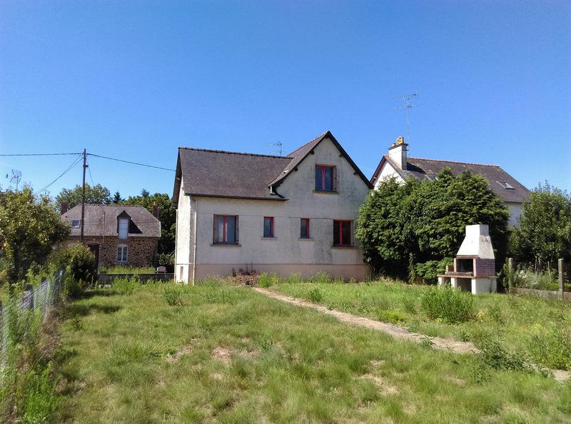 Maison de 100  m2 - Fougères (35300)