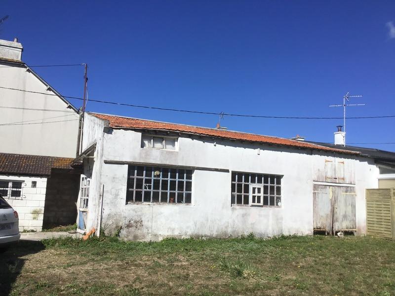 Maison à rénover de 52  m2 - Quiberon (56170)