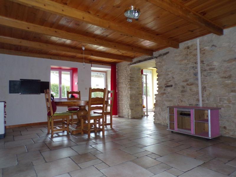 Maison de village de 189  m2 - Aromas (39240)