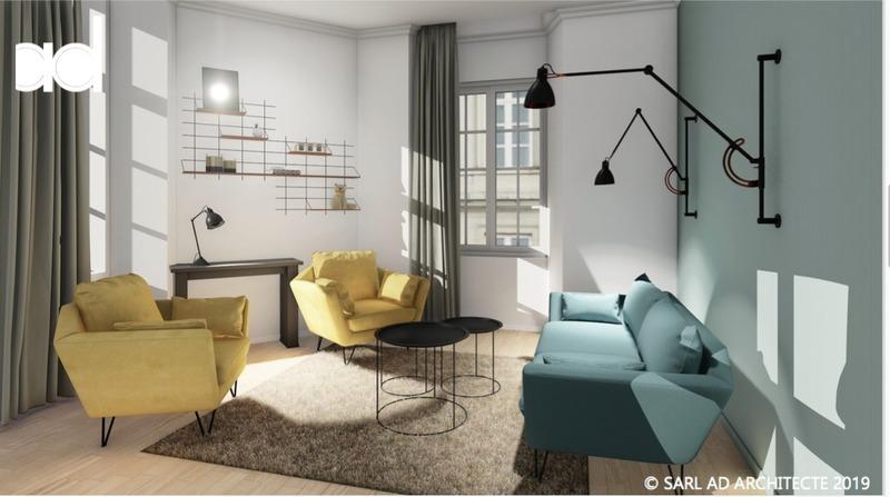 Appartement de 54  m2 - Saint-Malo (35400)
