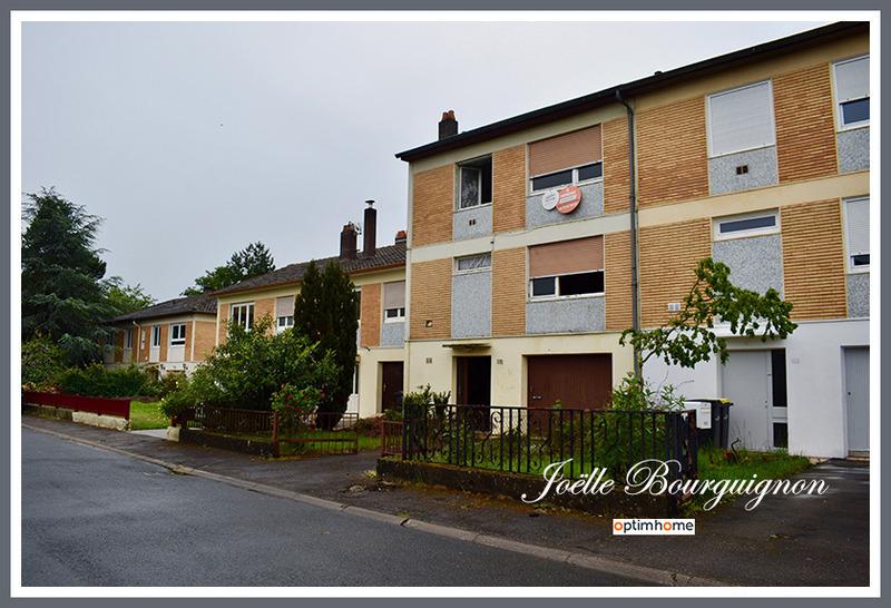 Maison à rénover de 90  m2 - Moulins-lès-Metz (57160)