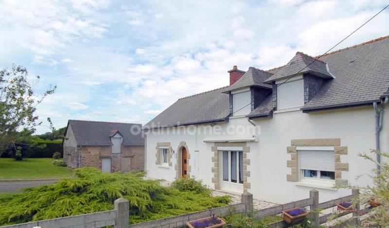 Maison de 104  m2 - Janzé (35150)