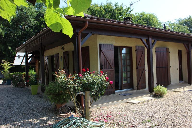 Maison plain-pied de 125  m2 - Cazaubon (32150)