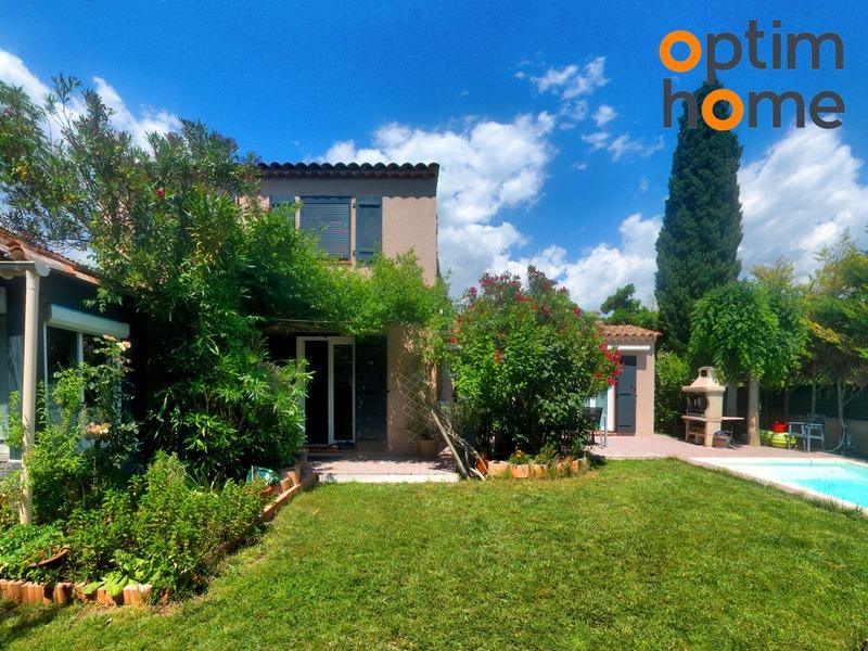 Villa de 137  m2 - Aix-en-Provence (13090)