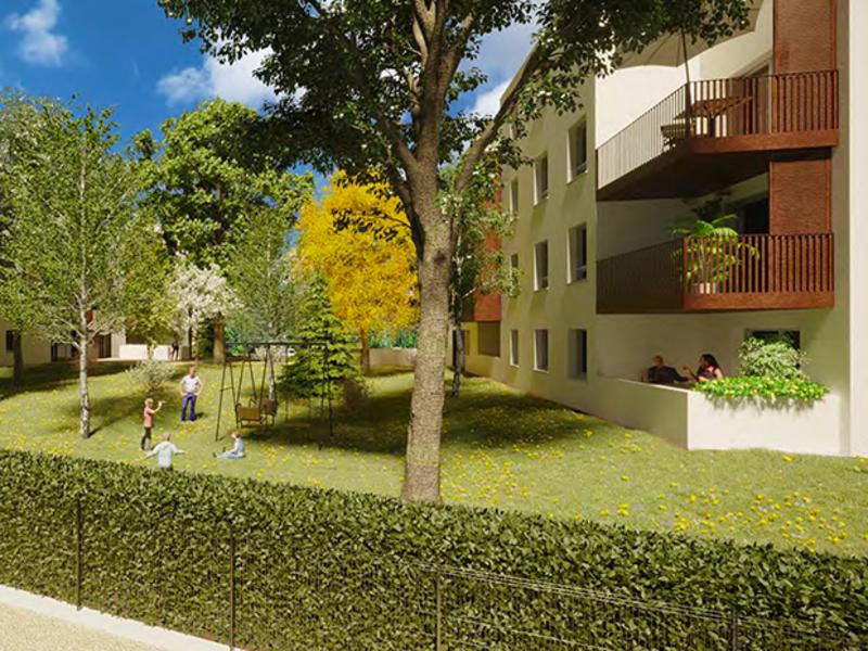 Appartement de 62  m2 - Muret (31600)