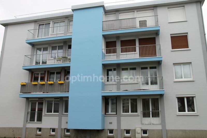Appartement de 71  m2 - Saint-Planchers (50400)