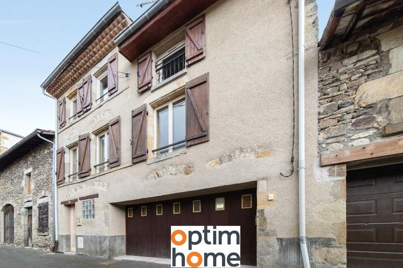 Maison de 135  m2 - Billom (63160)