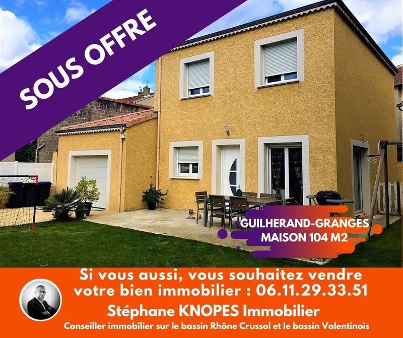 Maison individuelle de 104  m2 - Guilherand-Granges (07500)